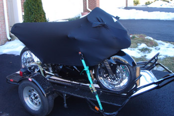 Towing And Care Geza Gear Stretch Fit Custom Motorcycle