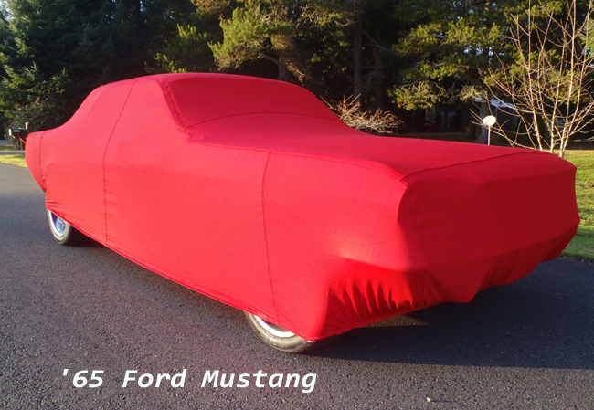model a ford car cover